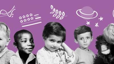 """Una Infancia en Polaroid"" #MBDay16"