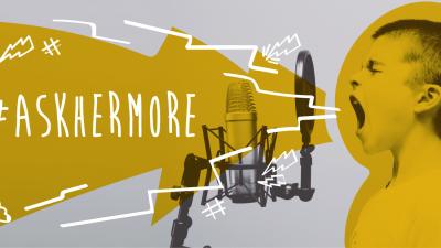 La campaña #askhermore va más allá de la maternidad