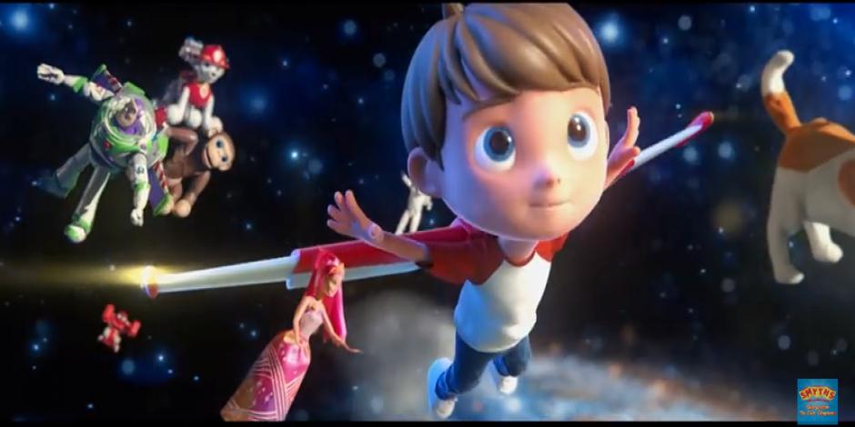 smyths-toys-anuncio-niño-juguete-estereotipos