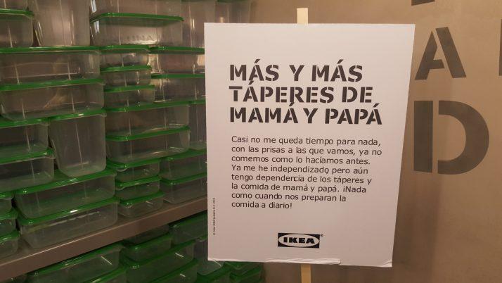 Educando #alrededordelamesa sin estereotipos de género. Madrid.