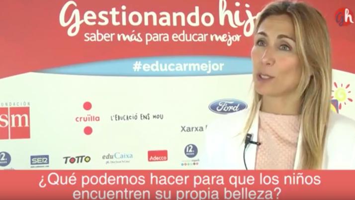 Entrevista para Gestionando Hijos. Barcelona.