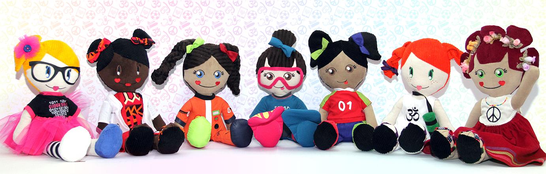 dollversity-dolls, muñecas y niños
