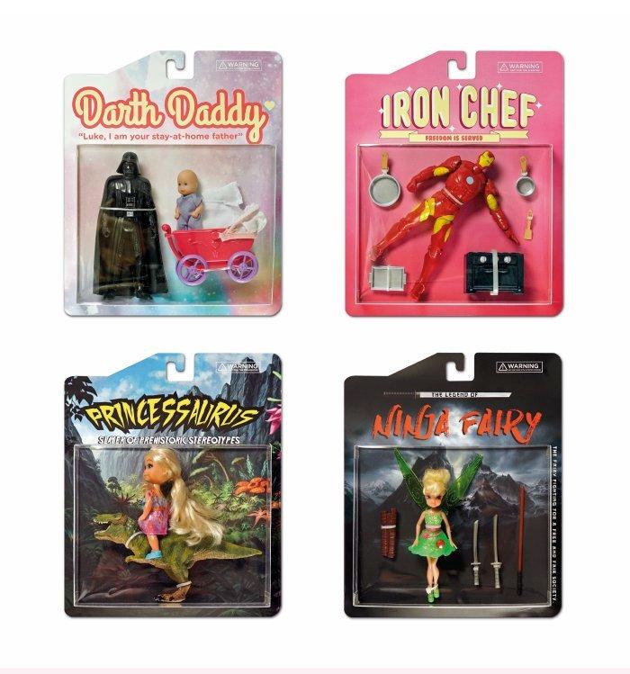 toys, jugutes, breakthemould, estereotipos de género
