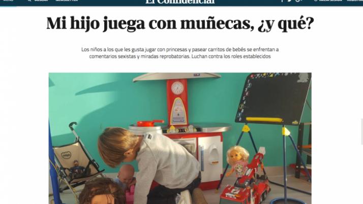 Mi hijo juega con muñecas ¿y qué? – El Confidencial