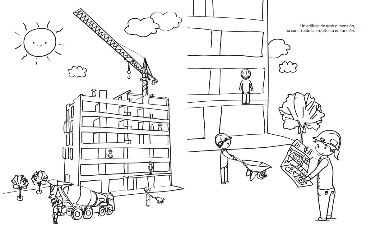 niñas ingenieras, niñas arquitectas, ciencias, mujeres, barbie científica, estereotipos