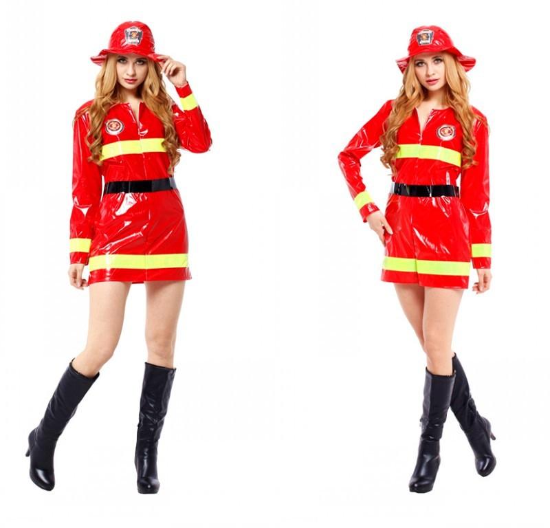disfraz sexista bombera, sexismo en los disfraces, estereotipos en los disfraces