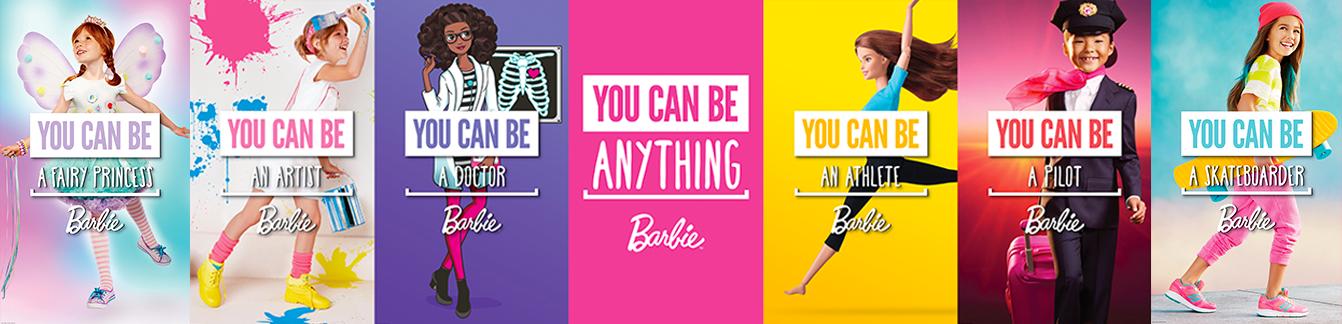 puedesserloquetúquieras, Barbie, papás que juegan con Barbie
