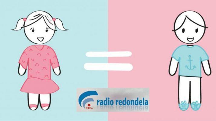 Realkiddys en el día internacional de la mujer. Radio Redondela.