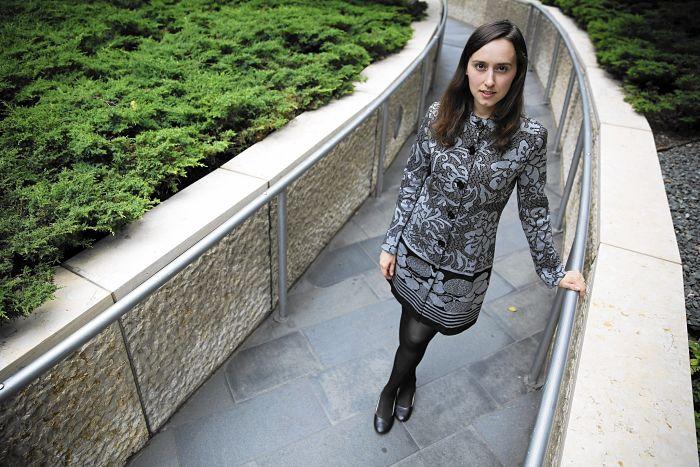 einstein española-mujeres científicas- Sabrina Gonzalez Pasterski-estereotipos de género-estereotipos-ciencia-niñas-mujeres