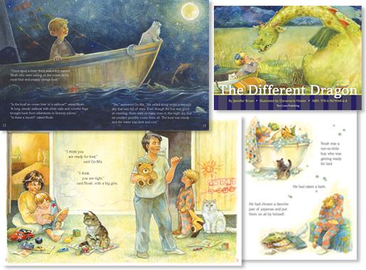 estereotipos de género en los cuentos-el-dragon-diferente