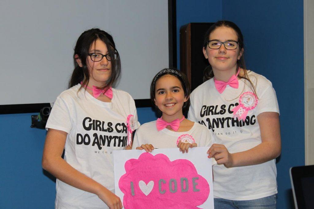 día internacional de las niñas en las tics, estereotipos de género, codegirlsGalicia
