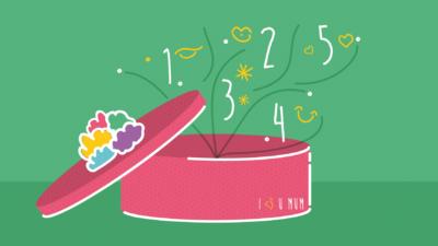 Los  5 mejores regalos para el día de la madre
