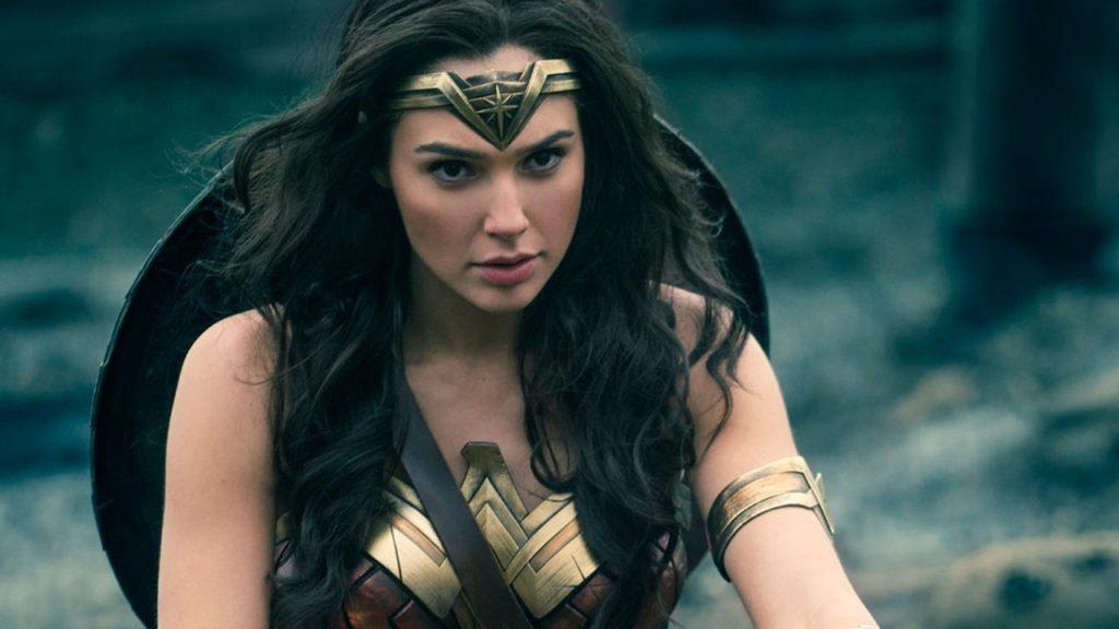 wonderwoman película, heroína