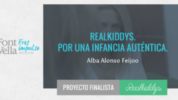 Realkiddys FINALISTA de #EresImpulso
