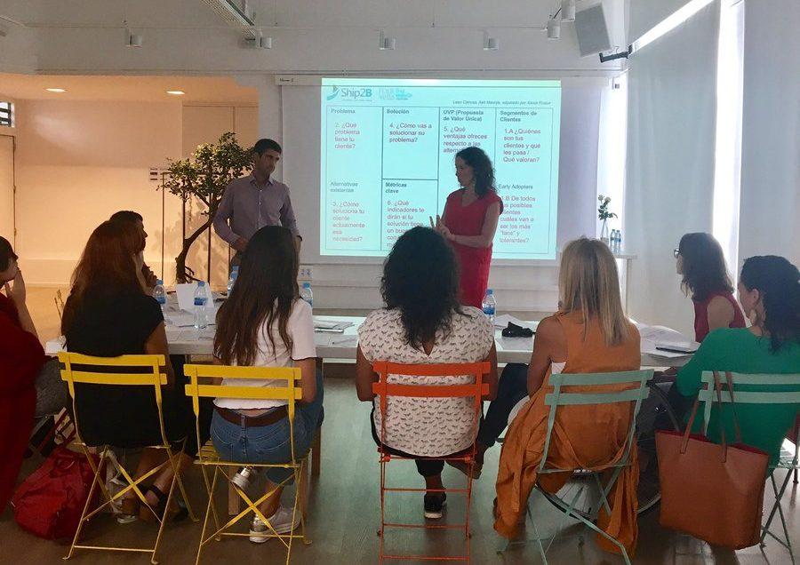 emprendimiento social con el metódo Lean