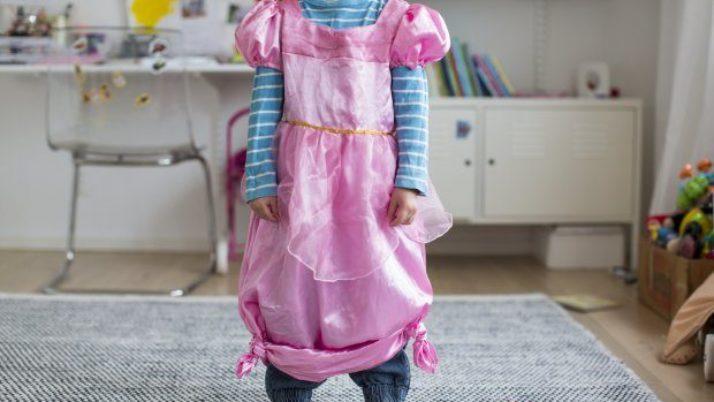 La iglesia de Inglaterra nos da una lección sobre niños con tutús y tiaras