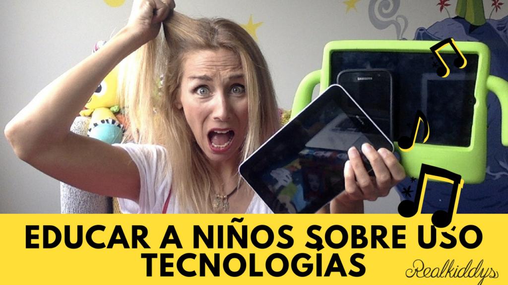 cómo educar en las tecnologías