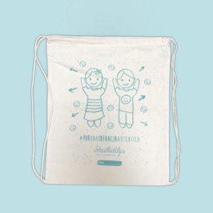 mochila Realkiddy Por Una infancia auténtica
