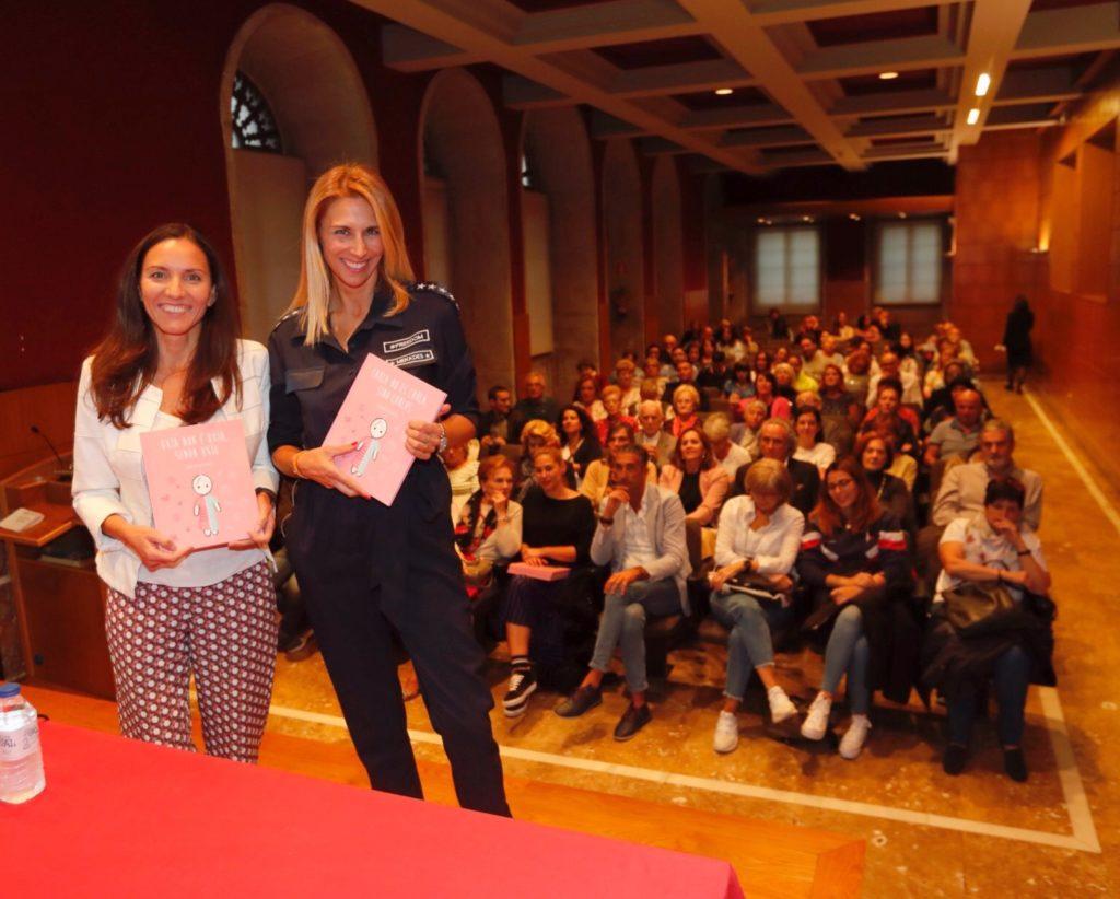 Alba Alonso Feijoo en Club Faro de Vigo
