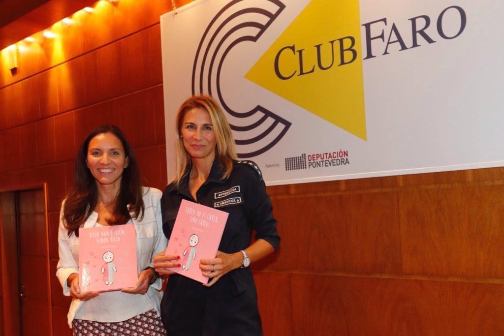 """cuento trans en Club Faro de Vigo """"Carla no es Carla sino Carlos"""""""